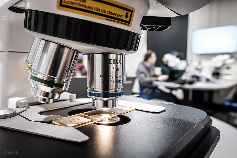 Microscopy Teaching Lab